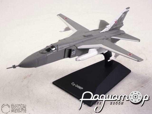 Легендарные самолеты №70, СУ-24 МР (1980) 1:110 (I)