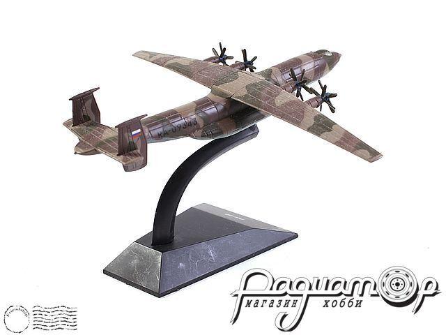 Легендарные самолеты №69, АН-22 (1965) 1:428 (I)