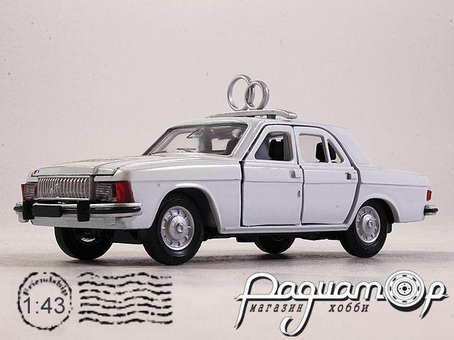 ГАЗ-3102 «Волга» свадебная (1981) 43194