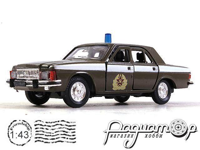 ГАЗ-3102 «Волга» ВАИ (1981) 43195