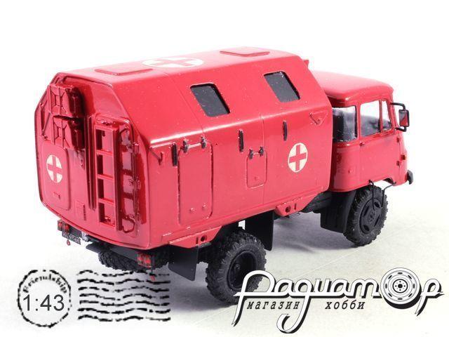 Robur LD 3001 LAK-1 (1985) 6-1-1