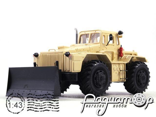 МАЗ-538 с бульдозерным оборудованием (1964) NRG1071