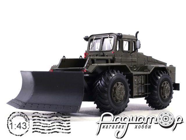 МАЗ-538 с бульдозерным оборудованием (1964) NRG1072
