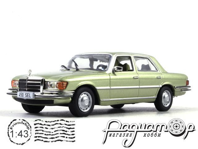 Mercedes-Benz 450 SEL (W116) (1975) WB127