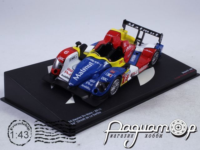 Oreca 01 AIM №6 S.Ayari-D.Andre-A.Meyrick Le Mans (2010) LM03