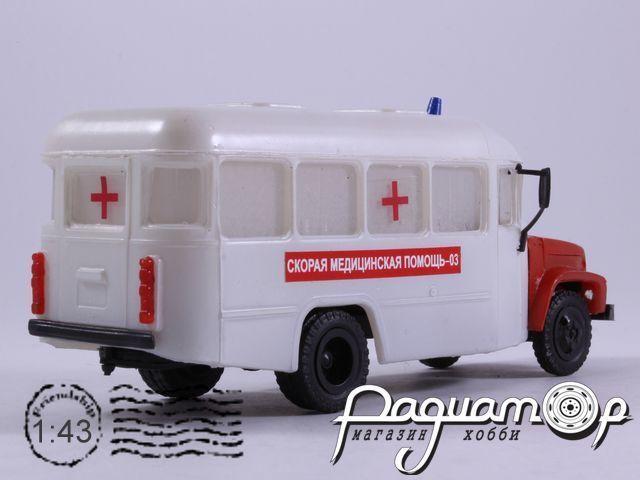 КАВЗ-3976 «Скорая медицинская помощь» (1989) 4308