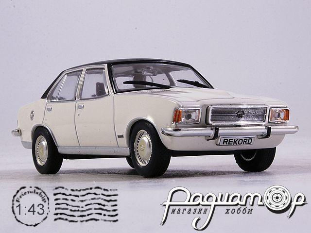 Opel Rekord D 2,1 Liter (1973) OP20