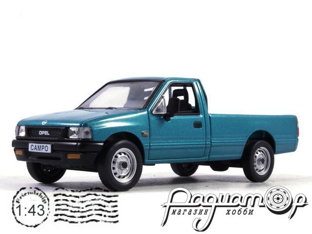 Opel Campo Pick-up (1993) OP42