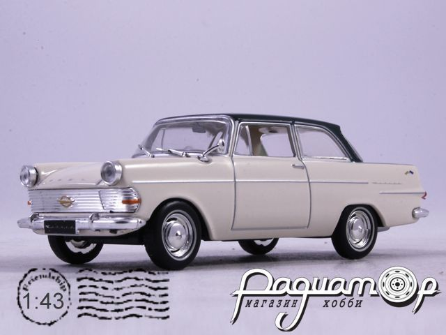 Opel Record Coupe P2 (1960) OP43