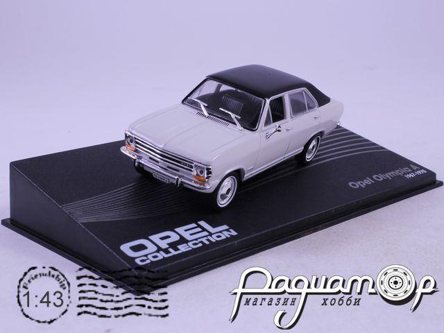 Opel Olympia A (1967) OP47