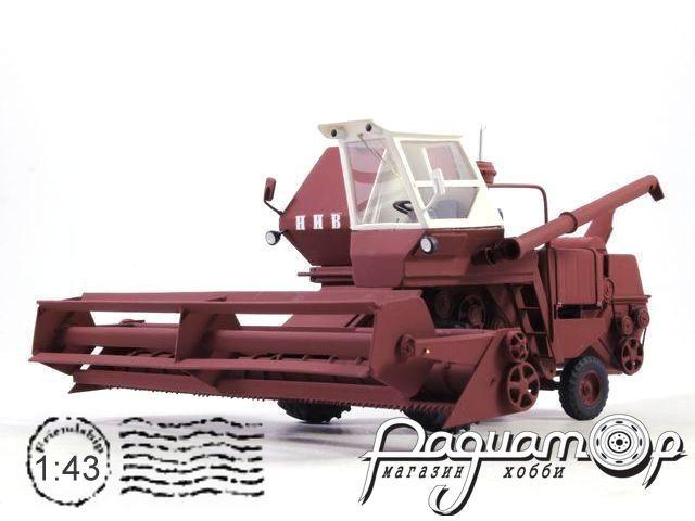 Комбайн СК-5 «Нива» (1970) NRG1076