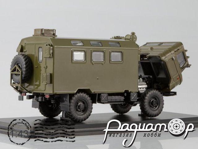 ГАЗ-66 кунг (1968) SSM1192