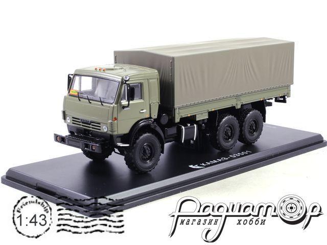 КамАЗ-53501 6x6 Мустанг (2000) SSM1244