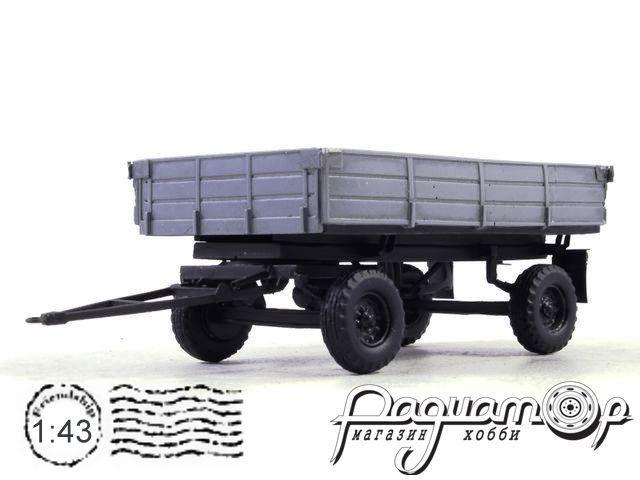 Прицеп тракторный самосвальный ПТС-4,5 (1975)  VS002-G