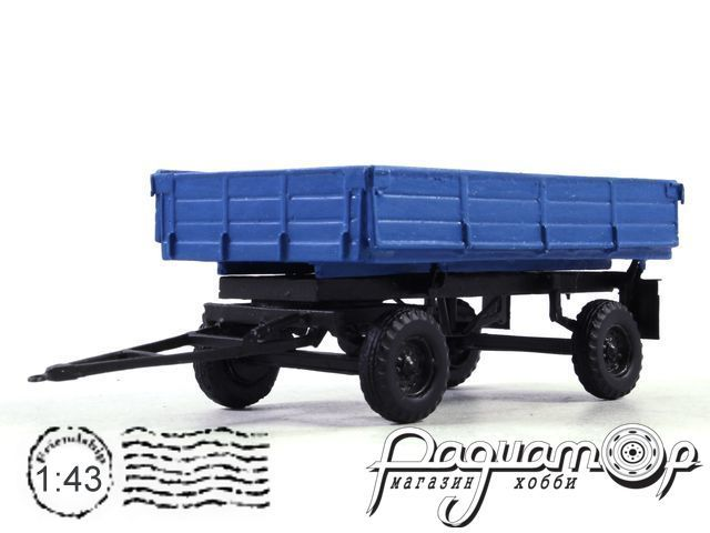Прицеп тракторный самосвальный ПТС-4,5 (1975) VS002-B