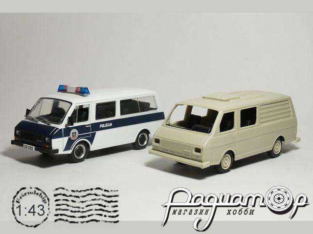 Транскит РАФ-2925 полиция (1989) MM1014