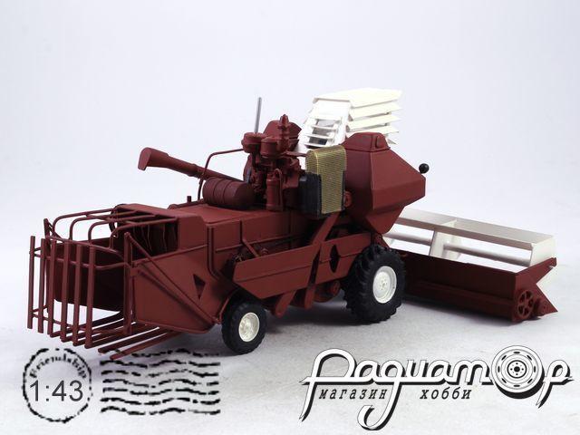 Комбайн СК-6 «Колос» (1973) NRG1078