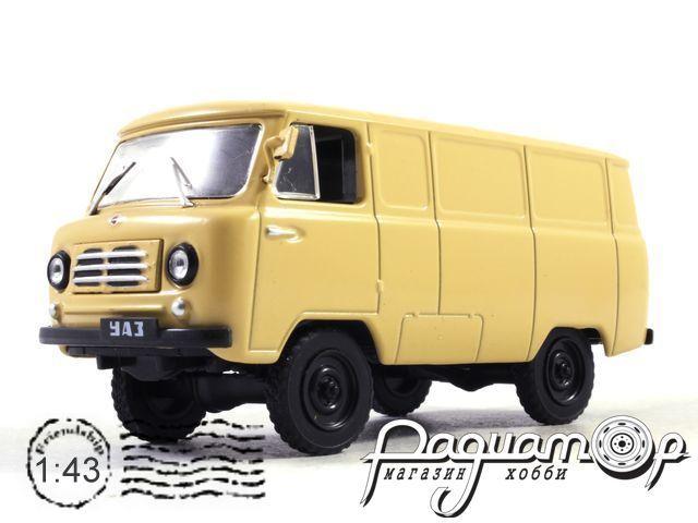 Автолегенды СССР и Соцстран №191, УАЗ-450 (1960)