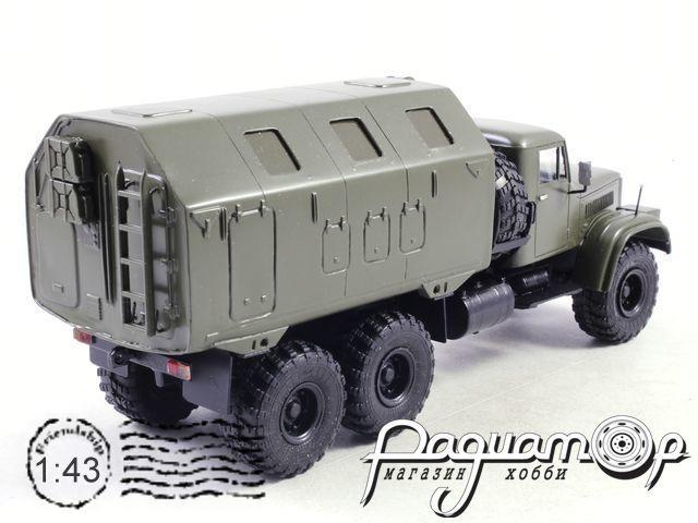 КрАЗ-255 кунг LAK (1969) KM1032