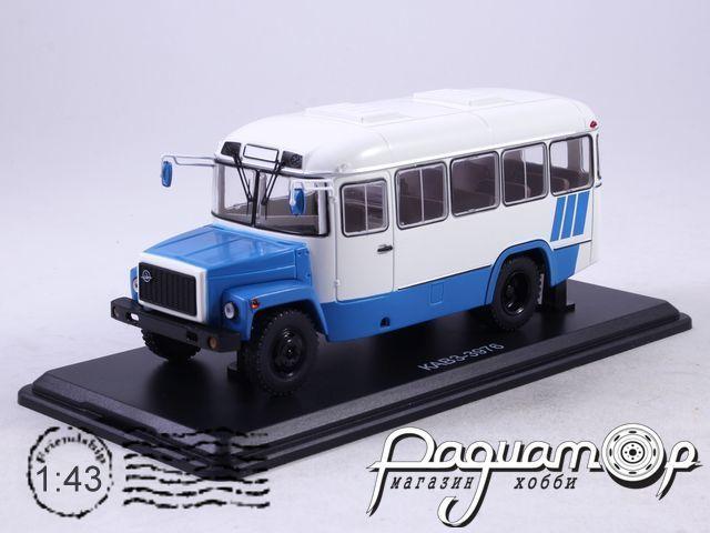 КАвЗ-3976 Пригородный (1990) SSM4017