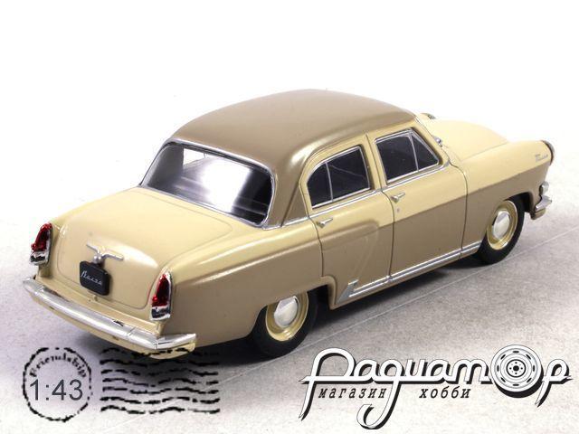 Автолегенды СССР Лучшее №9, ГАЗ-21Р «Волга» (1965) (I)