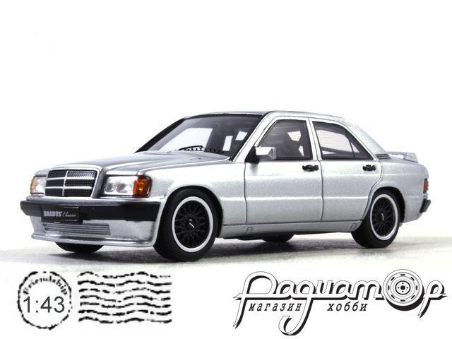 Mercedes Brabus 190E 3.6S (1989) 437032604