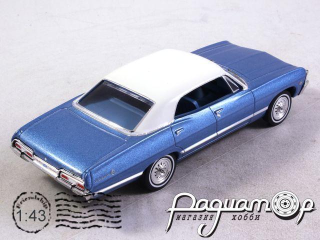 Chevrolet Impala Sport Sedan (1967) PRD559