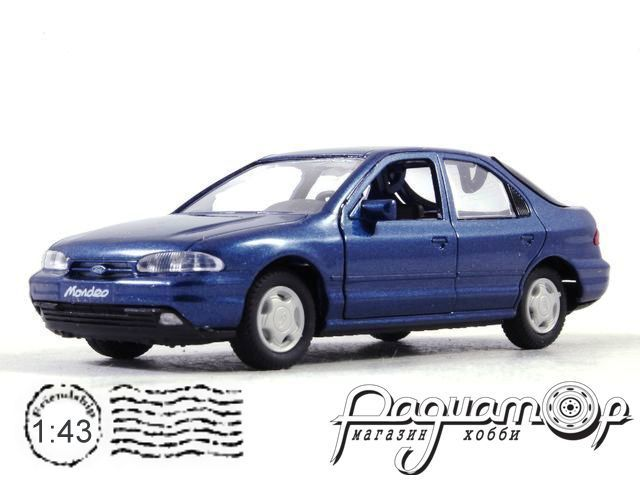 Ford Mondeo Stufenheck (Generation 1) (1993) 1020