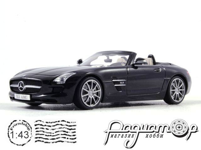Mercedes-Benz SLS AMG Roadster (R197) (2011) 66960035