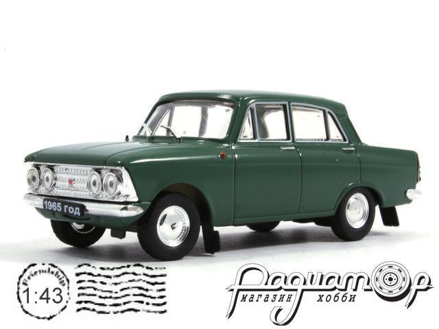 Москвич-408 «Элит» (1964) P112-G