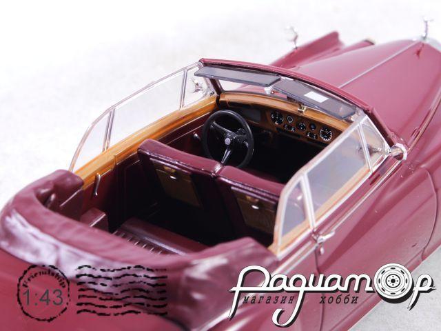 Rolls Royce Silver Cloud II Cabriolet (1960) 436134930