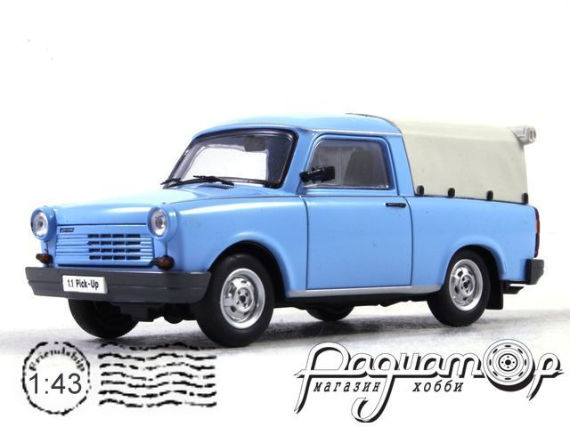 Trabant 1.1 Pick-Up Closed (1990) IST179-A