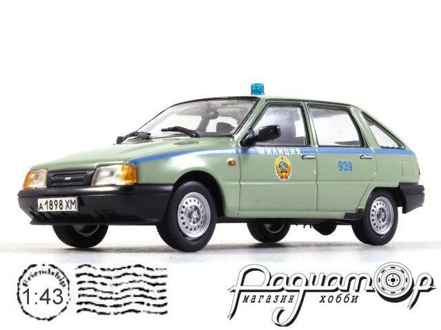Иж-2126 «Орбита» Милиция СССР (1990) 1705