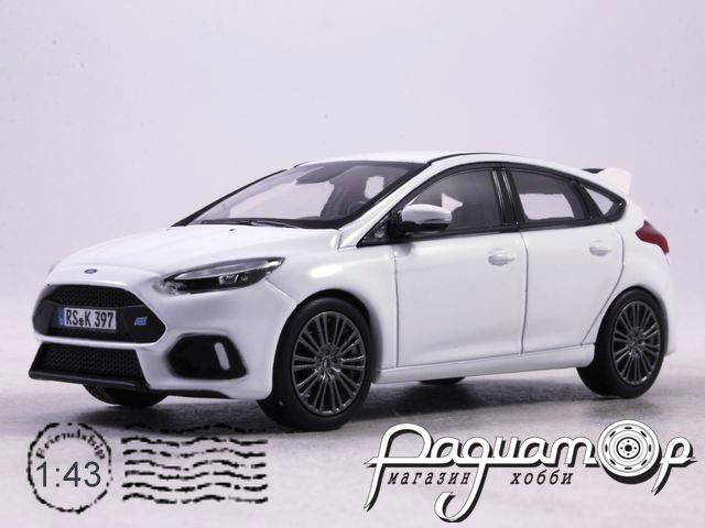 Ford Focus RS (2016) 270543