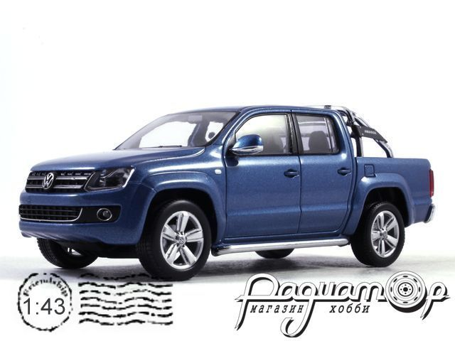 Volkswagen Amarok Pick-Up TDI (2009) V01 (N)