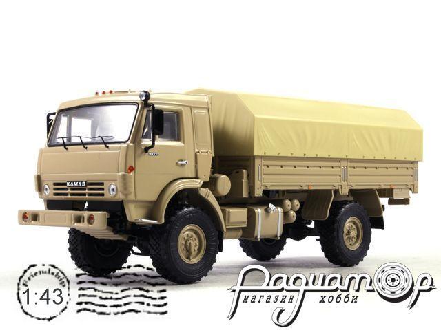 КамАЗ-43502 4х4 Мустанг (2000) SSM1241