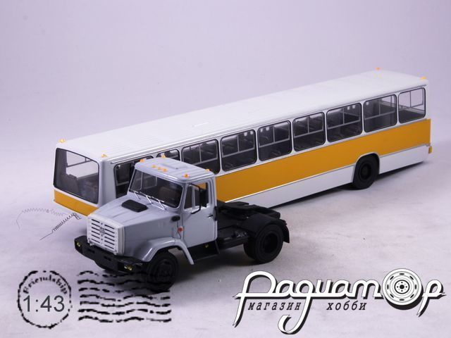 ЗиЛ-4421 c полуприцепом ППМ Ikarus (1986) NIK096