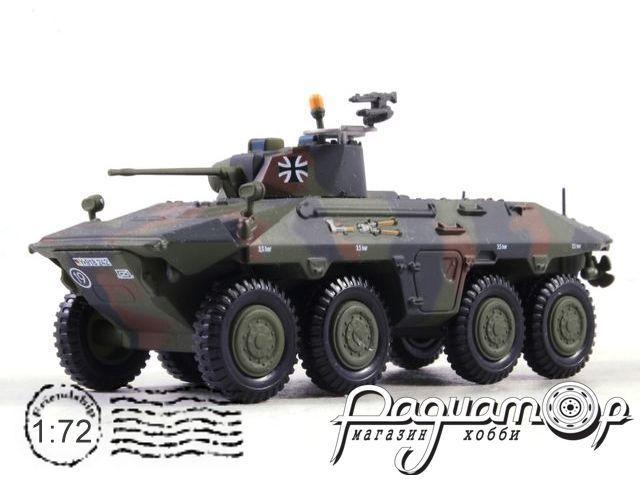 Spahpanzer Luchs Pz. Aufkl. Btl. 7 Augustdorf (Germany) (2000) (I)