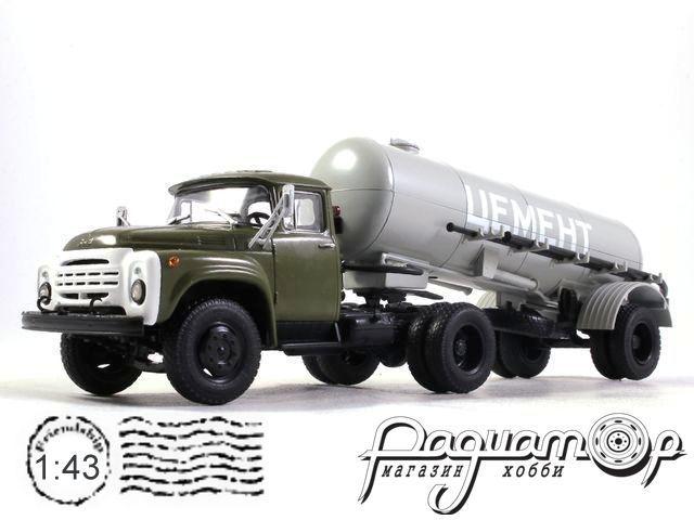ЗИЛ-130В1 с полуприцепом ТЦ-4