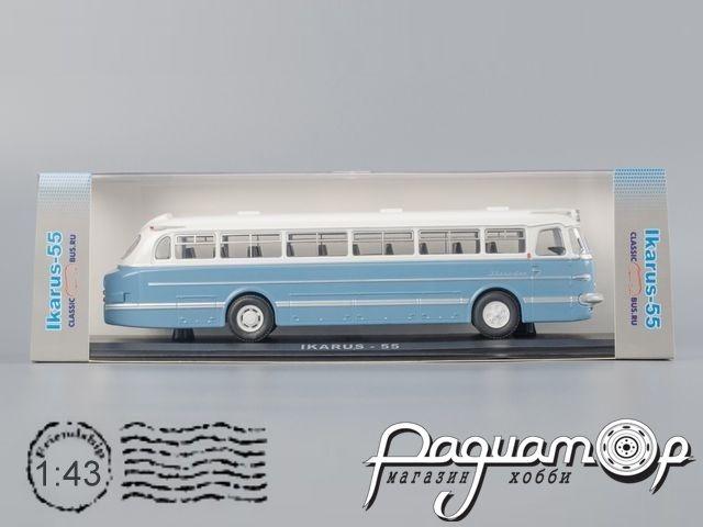 Ikarus-55 (1953) 04007А