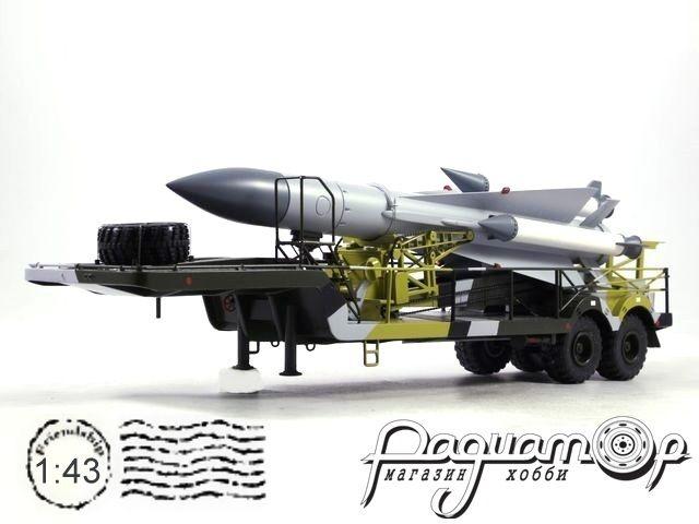 Зенитно-ракетный комплекс С-200 (1967) Киммерия (камуфляж)