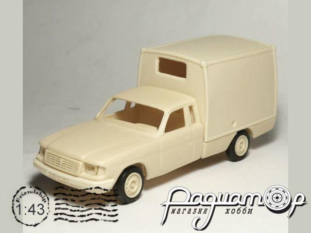 Сборная модель ГАЗ-2304 «Бурлак» (1992) MM1016
