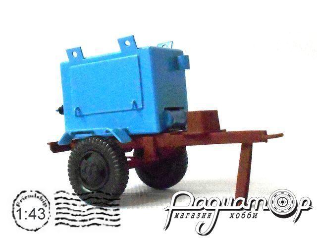 Прицеп САК Т-40 сварочный агрегат дизельный (2000) NRG1016-3