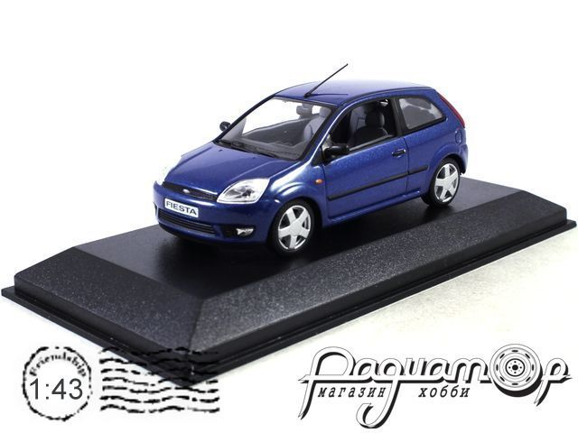 Ford Fiesta (MK6, Typ JH1/JD3) 3-door (2002) 403081125