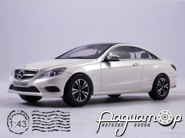 Mercedes-Benz E-Klasse Coupe (C207) MOPF (2013) 66960193