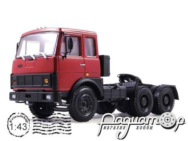 МАЗ-64227 седельный тягач (1985) H797