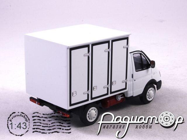 ГАЗ-3302 «Газель» фургон «Хлеб» (1994) NIK099