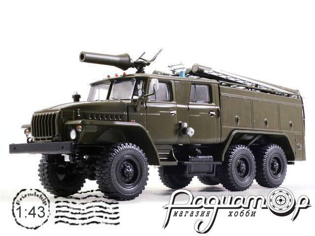 АЦ-40(43202)ПМ-102Б (1990) SSM1231