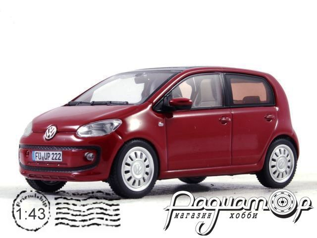 Volkswagen Up! 4-door (2011) 457546