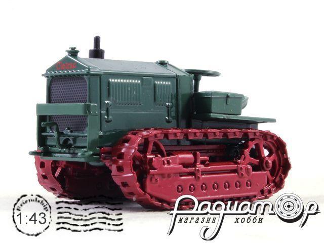 Трактор Chenille Cletrac K20 (1930) UH007